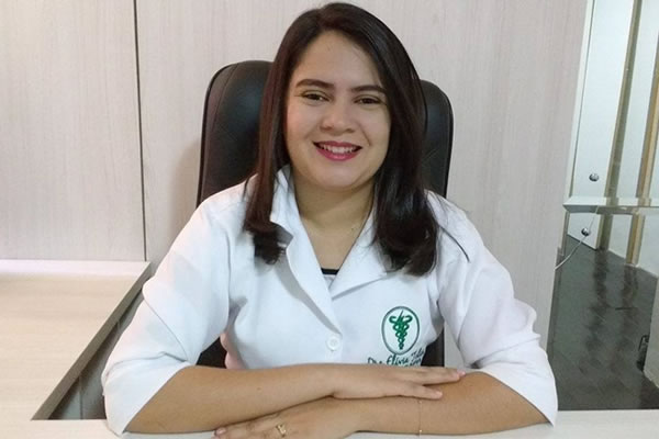 Dra Elivia Teles Fisioterapeuta Obstétrica