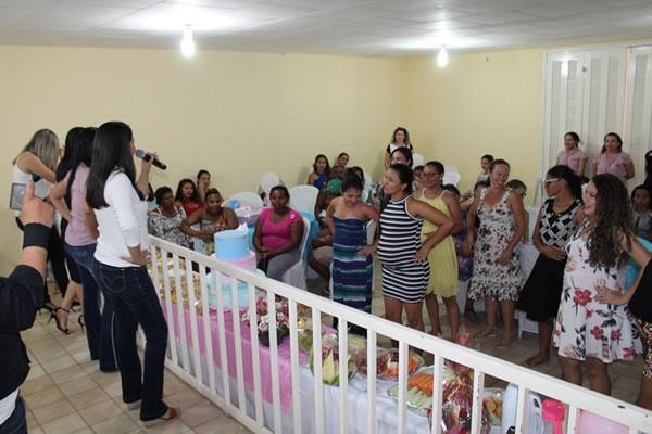 Elívia Teles - Semana do Bebê 2018 - Alagoinha Piauí 2